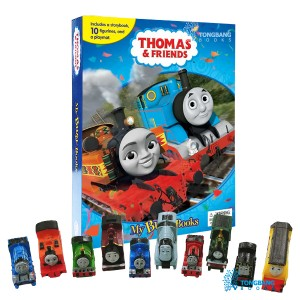 My Busy Books : Thomas and Friends (Board Book)