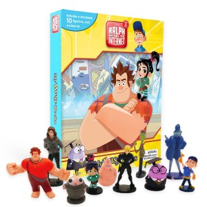 My Busy Books : Wreck-It Ralph 2 (Board book)