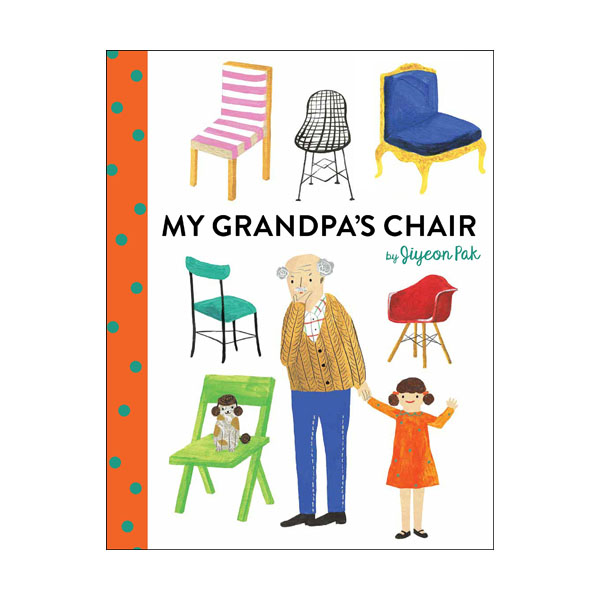 My Grandpa's Chair (Hardcover)