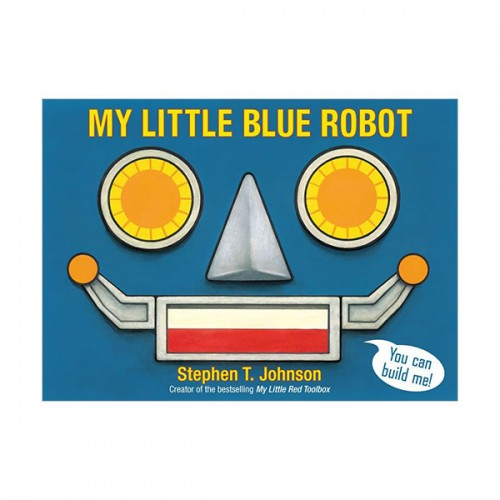 My Little Blue Robot : Paula Wiseman Books (Hardcover)