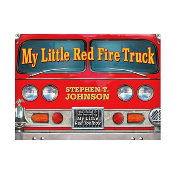 My Little Red Fire Truck (Hardcover)