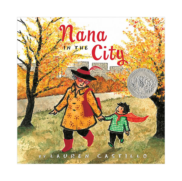 Nana in the City (Hardcover)