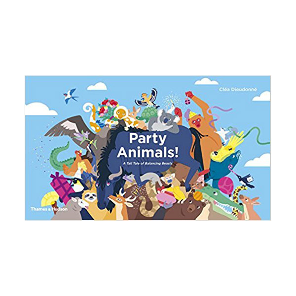 Party Animals! (Hardcover)