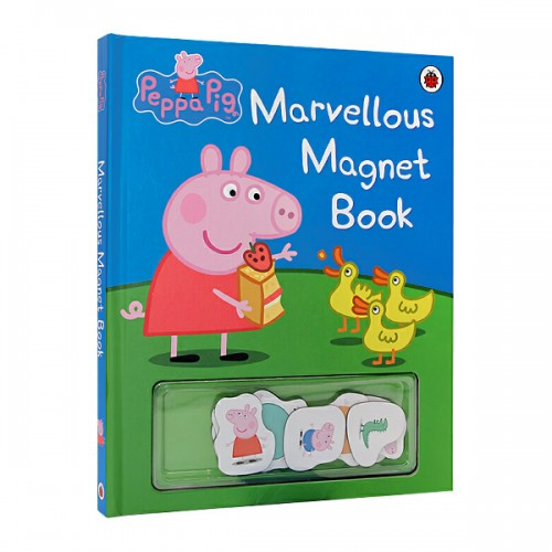 Peppa Pig : Marvellous Magnet Book (Hardcover, 영국판)