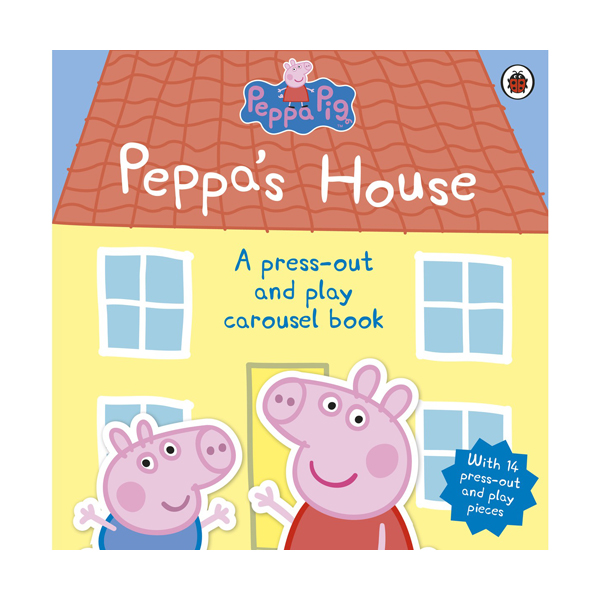 Peppa Pig : Peppa's House (Hardcover, 영국판)