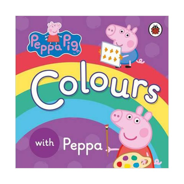 Peppa Pig : Colours (Board book)