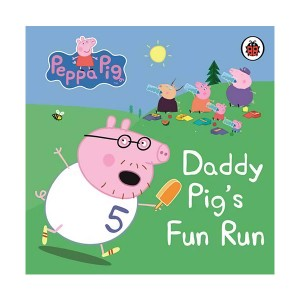 Peppa Pig : Daddy Pig's Fun Run : My First Storybook (Board Book, 영국판)