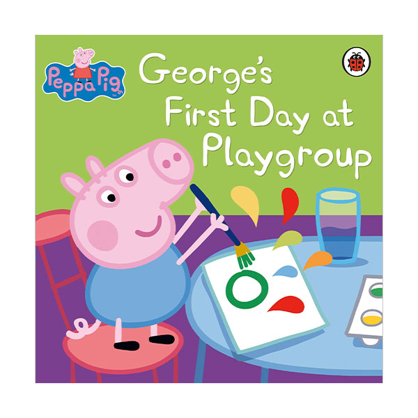 Peppa Pig : George's First Day at Playgroup (Paperback)