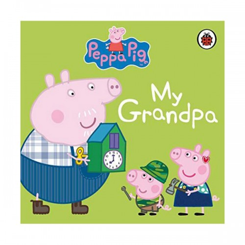 Peppa Pig : My Grandpa (Board Book)