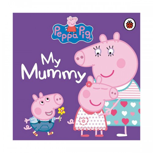 ★사은품증정★Peppa Pig : My Mummy (Board Book)