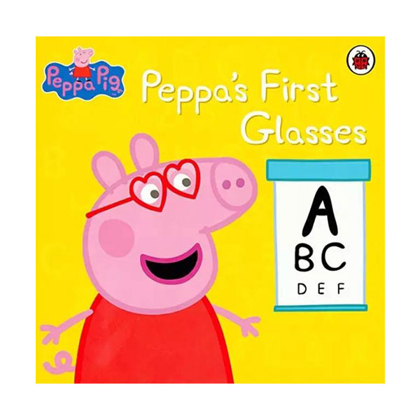 Peppa Pig : Peppa's First Glasses (Paperback)