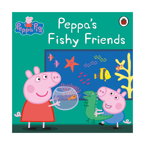 ★키즈코믹콘★Peppa Pig : Peppa's Fishy Friends (Paperback, 영국판)