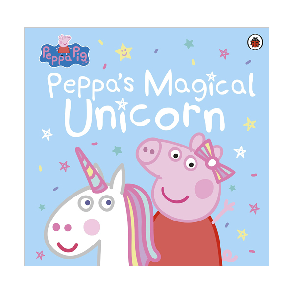 ★키즈코믹콘★Peppa Pig : Peppa's Magical Unicorn (Paperback, 영국판)