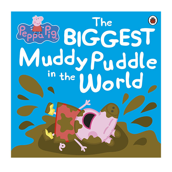 Peppa Pig : The Biggest Muddy Puddle in the World Picture Boo (Paperback)