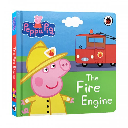 Peppa Pig : The Fire Engine : My First Storybook (Board Book)