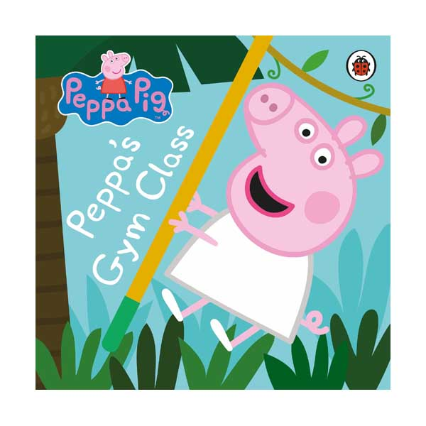 ★사은품증정★Peppa Pig: Peppa's Gym Class (Board book, 영국판)