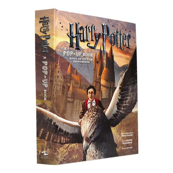 Harry Potter : A Pop-Up Book : Based on the Film Phenomenon (Hardcover)