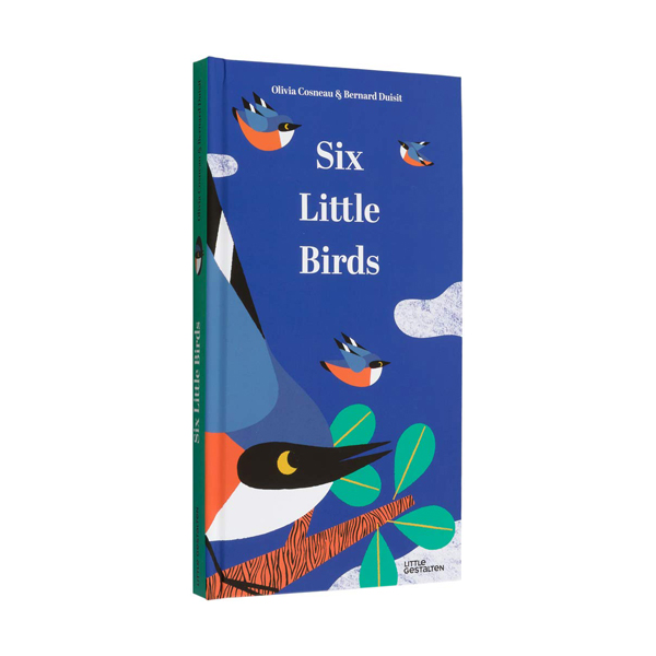 Pop-up Book : Six Little Birds (Hardcover, 영국판)