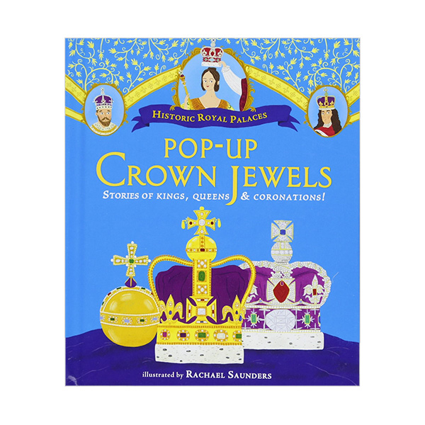 Pop-up Crown Jewels (Pop up book)
