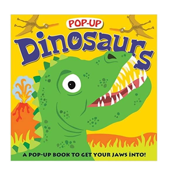 Pop-Up Dinosaurs (Hardcover, Pop-Up)