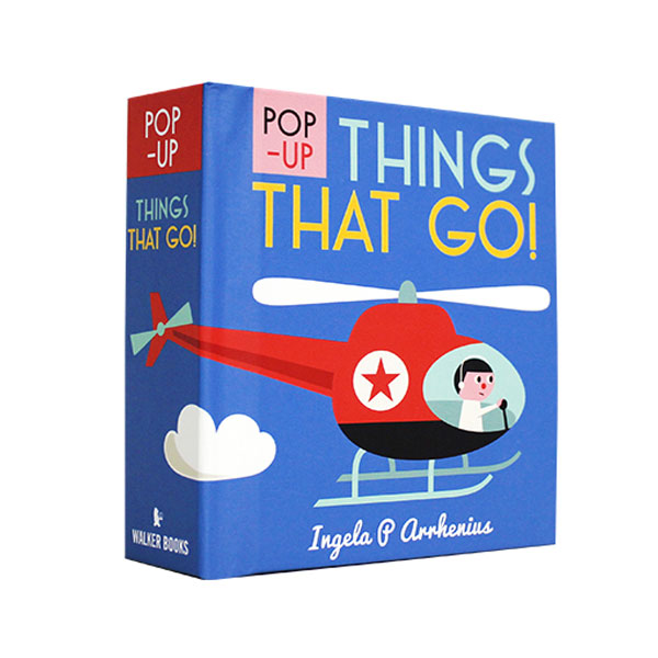 Pop-up Things That Go! (Pop up book)