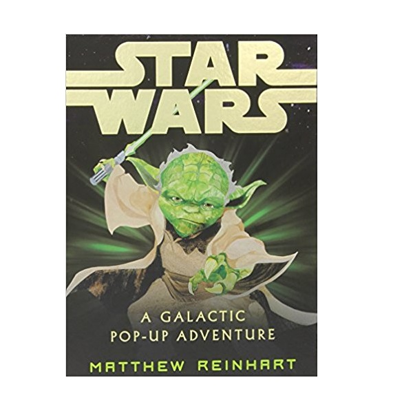 Star Wars: A Galactic Pop-up Adventure (Hardcover,Pop up)