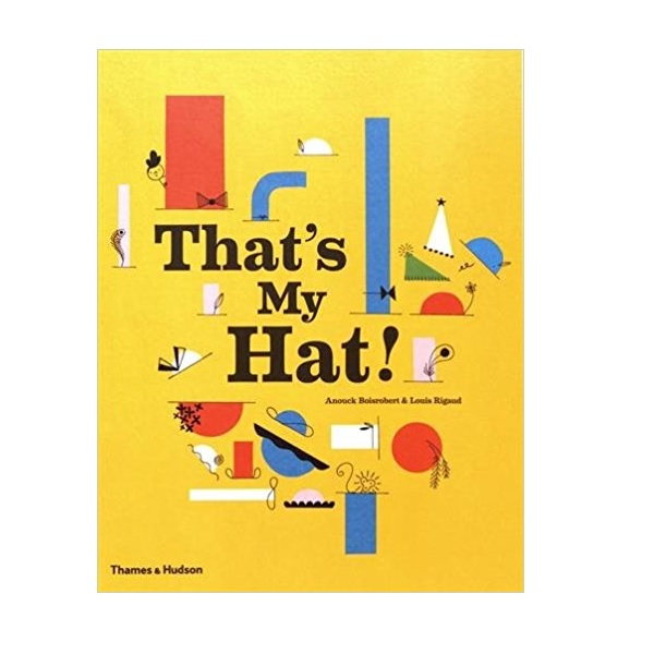 That's My Hat! Pop-up (Hardcover, 영국판)