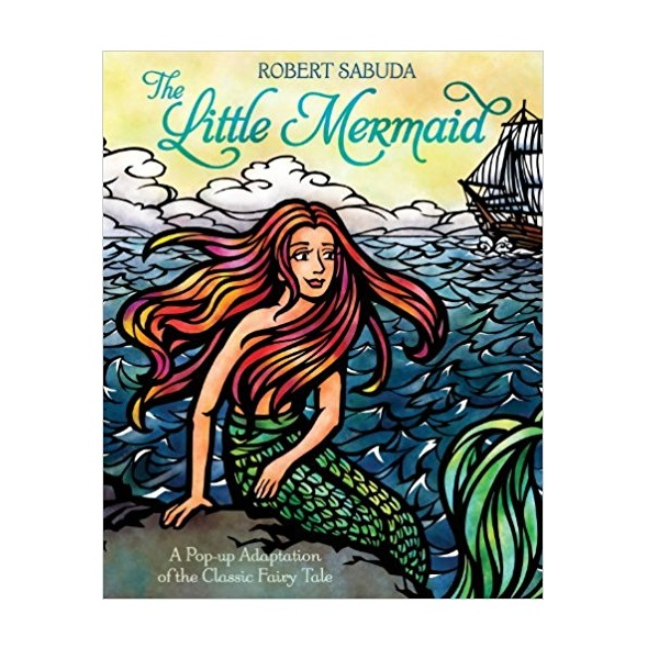 [인어공주 팝업북] The Little Mermaid : A Classic Collectible Pop-up  (Hardcover, Pop-Up)
