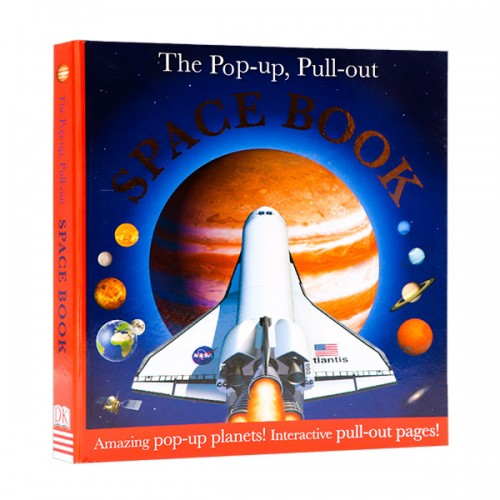 The Pop Up, Pull-Out Space Book(Pop-Up Book)