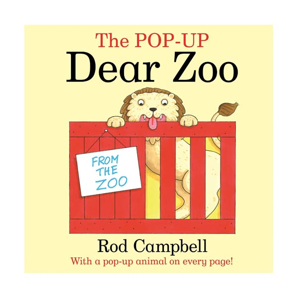 The Pop-Up Dear Zoo (Paperback, 영국판)