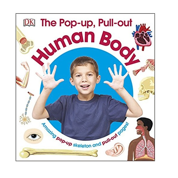 The Pop-Up Pull Out Human Body (Hardcover)