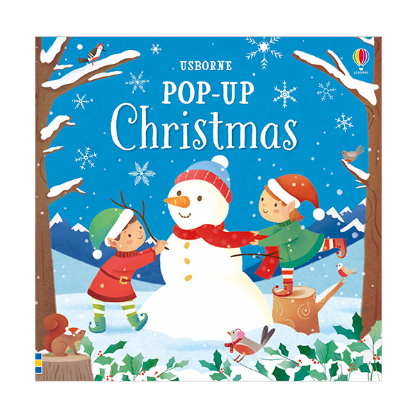Usborne : Pop-up Christmas (Board book, 영국판)