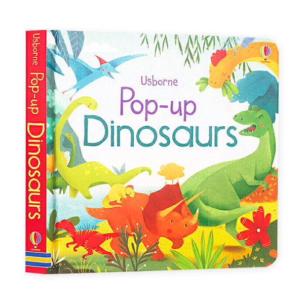 Usborne Pop-Up : Dinosaurs (Board book, 영국판)