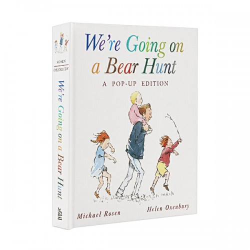We're Going on a Bear Hunt : A Celebratory Pop-up Edition [곰 사냥을떠나자 팝업북] (Hardcover,Pop-Up)