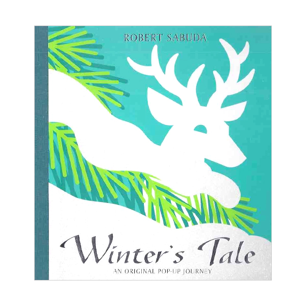Winter's Tale : An Original Pop-Up Journey (Hardcover,Pop-up)