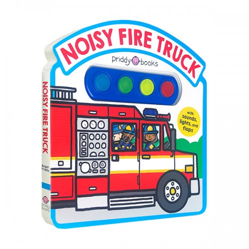 Simple Sounds : Noisy Fire Truck Sound Book (Board book, Sound Book)