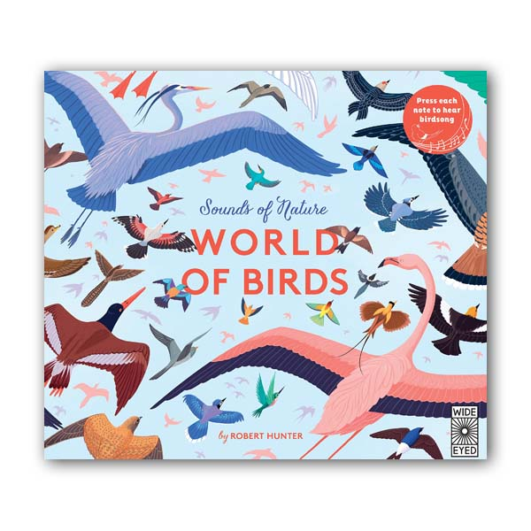 Sounds of Nature : World of Birds (Hardcover, Sound Book, 영국판)