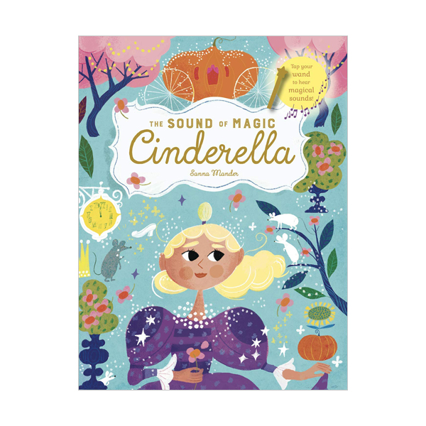 [정가인하] The Sound of Magic : Cinderella (Sound Book)
