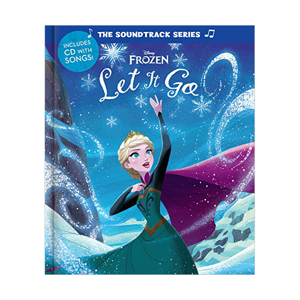 The Soundtrack Series Frozen : Let It Go (Hardcover+CD)