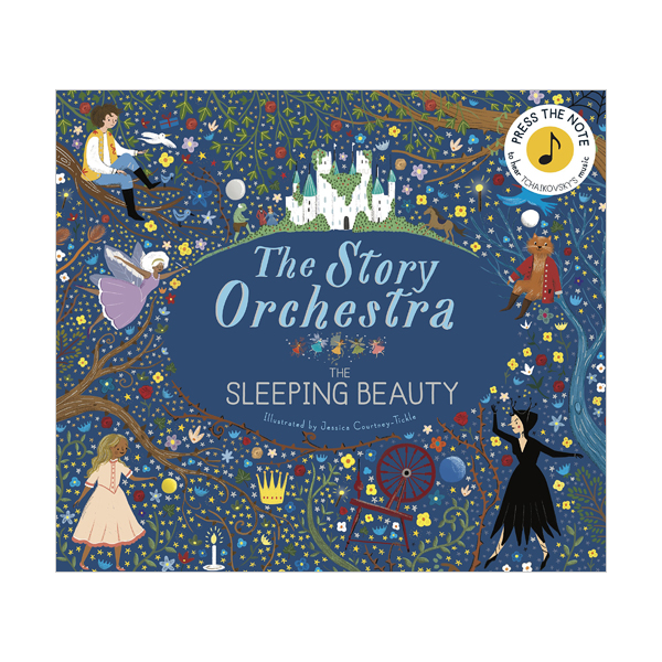 The Story Orchestra : The Sleeping Beauty (Hardcover, Sound Book, 영국판)