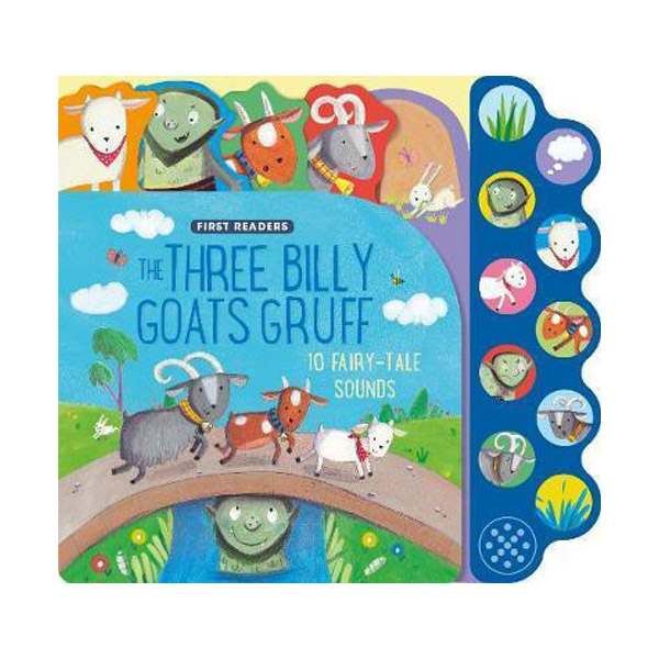 The Three Billy Goats Gruff : 10 Fairy-Tale Sounds