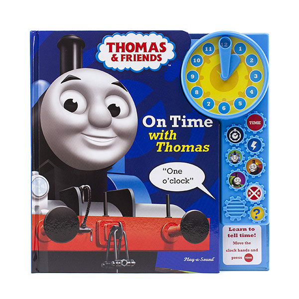Thomas and Friends : On Time With Thomas (Sound Board book)