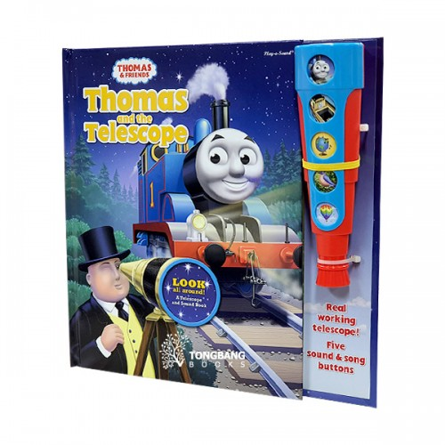 Thomas And Friends : Thomas And The Telescope (Board book, Sound Book)