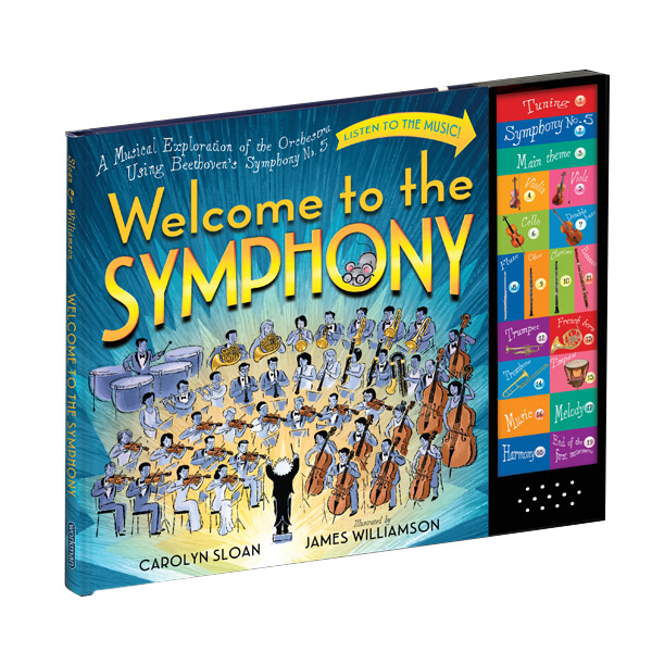 Welcome to the Symphony (Hardcover, Sound Book)