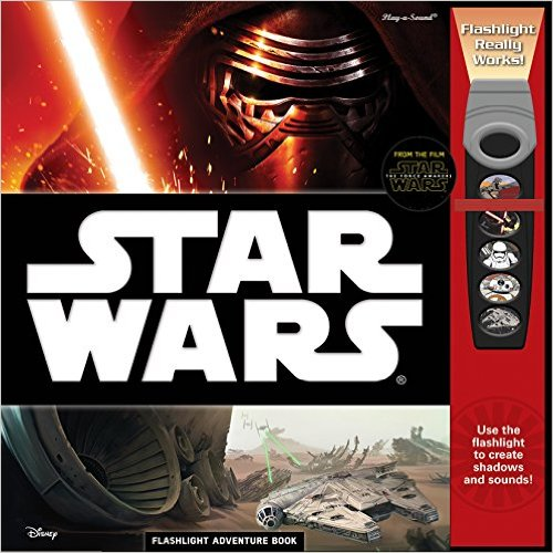 [Pi] Star Wars : Force Awakens : Flashlight Adventure Book (Hardcover, Sound Book)