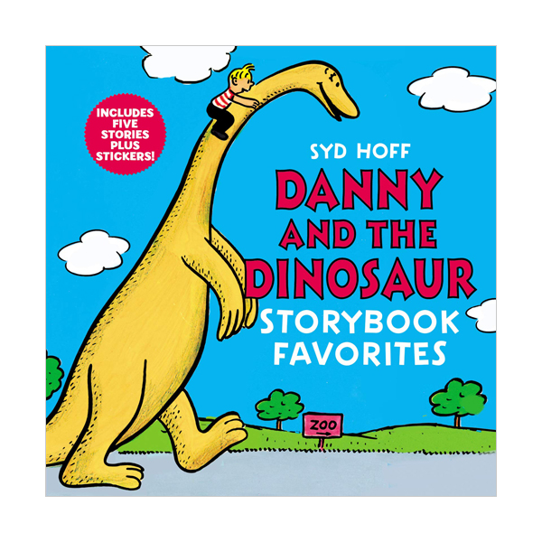 Danny and the Dinosaur Storybook Favorites (Hardcover)