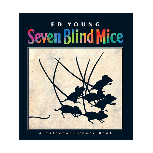 Seven Blind Mice (Board book)