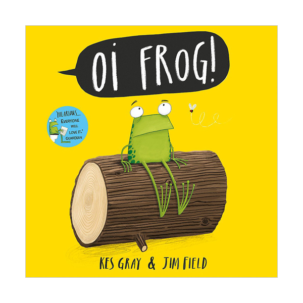 Oi Frog and Friends : Oi Frog! (Paperback, 영국판)