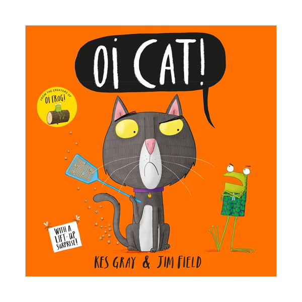 Oi Frog and Friends : Oi Cat! (Paperback, 영국판)