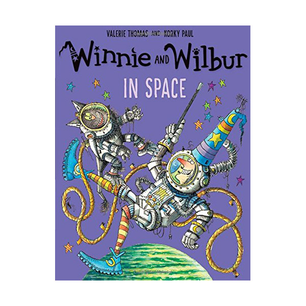Winnie and Wilbur : In Space ( Paperback, 영국판)